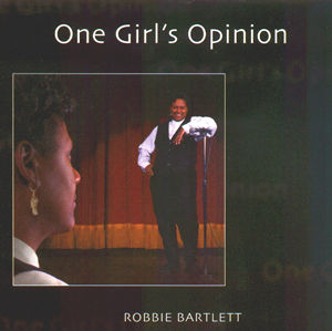 """One Girl's Opinion"" Cover"